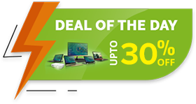 Deal of the day - 10% OFF