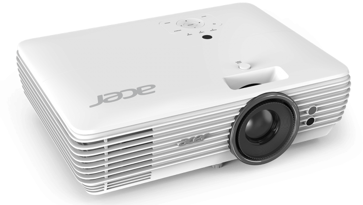 Acer h7850 and v7850 the world s smallest 4k projectors for Worlds smallest hd projector