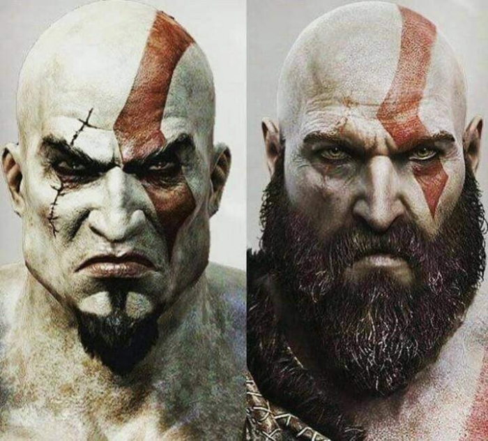 Old Kratos Vs New Kratos Answersby Blogs